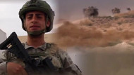 Barış Pınarı Harekatı'na giden askerlerden dikkat çeken mesaj