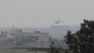 Esad'a ait kargo uçağı PYD/YPG kontrolündeki Kamışlı'ya indi!