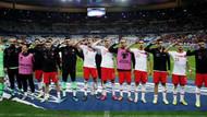 Millilerden Stade De France'ta üçlü şov
