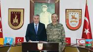Fırat'ın doğusuna giren ilk komutan Tuğgeneral İdris Acartürk bakın kim çıktı?