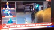 Üniversiteli kadınlar Sema Maraşlı'yı protesto için Yeni Akit önündeydi: 3 gözaltı