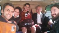Kılıçdaroğlu otostop çeken ODTÜ'lü gençleri okula bıraktı