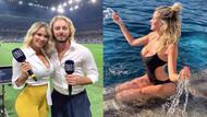 İtalyan spikere ahlaksız tezahürat: Göğüslerini aç Diletta Leotta