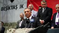 Ahmet Nur Çebi: Beşiktaş'ın şerefi, namusu ve dik duruşu bize emanet