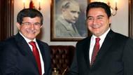 Davutoğlu Kasım'da, Babacan Aralık'ta partisini kuracak
