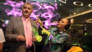 Safiye Soyman ve Faik Öztürk rap müzik modasına uydu