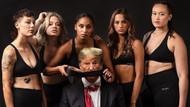 Trump'lı iç çamaşırı reklamı tartışma yarattı