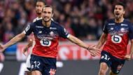 Yusuf Yazıcı 61. dakikada gol attı, Lille Bordeaux'yu 3-0 yendi