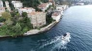 Türkiye'nin en pahalı yalısı 550 milyon TL'ye alıcı bekliyor