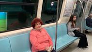 Metroda görüntülenen Selda Bağcan: Ben halk kadınıyım