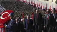 Erdoğan Anıtkabir özel defterine neler yazdı?
