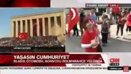 Atatürk sansürlendi iddiasının perde arkası: CNN Türk'teki sansür değil mikrofon arızası çıktı