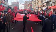 Nevşehir Valiliği geri adım attı CHP yürüdü