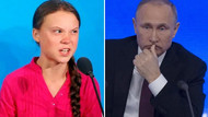 Putin'den Greta'ya: Afrika'daki insanlar İsveç'teki gibi yaşamak istiyor