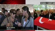 Tarık Ünlüoğlu'nun Melek Baykal'a ölmeden önce söylediği son sözleri yürekleri dağladı