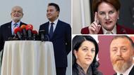 Dilipak: Saadet Partisi'nin rotası belli oldu, İyi Parti Millet İttifakı içinde daha fazla kalamaz