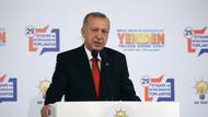 Erdoğan: Yüzde 50+1 tartışmasına son noktayı koyuyorum