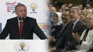 Erdoğan'dan AKP kampında Refah Partisi gafı