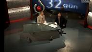 Recep Tayyip Erdoğan ve İmren Aykut'un canlı yayın kavgası
