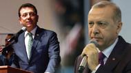 Erdoğan'dan İmamoğlu'na dikkat çeken kutlama mesajı