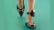 Gucci'nin elektronik kelepçeyi andıran tasarımı olay oldu