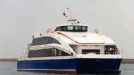 Marmara'da yağışlar: Bazı deniz otobüsü seferleri iptal edildi