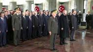 Erdoğan 10 Kasım'da Atatürk'ün huzuruna çıktı