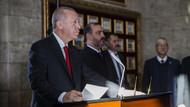 Erdoğan: Cumhuriyetimizi ilelebet yaşatmak için tüm gücümüzle çalışacağız