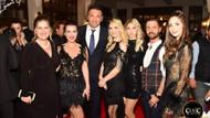 Gold Faces Of Turkey ödülleri gecesinde şıklık yarışı