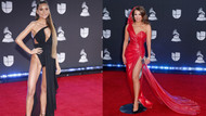 2019 Latin Grammy Odülleri'nde dikkat çeken cesur kıyafetler