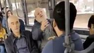Otobüste kadın öğrenciye taciz: Gözüm kayıyor