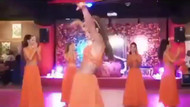 Muhafazakar sosyetede dansözlü kına gecesi şoku