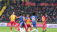 Lig sonuncusu Kayserispor Fenerbahçe'yi dağıttı: 1-0