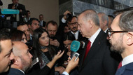 Erdoğan'dan Arınç'a cevap: Esefle karşıladım