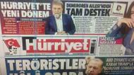 Hürriyet Ahmet Hakan'ın yeni görevini manşet yaptı