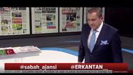 A Haber'de Erkan Tan'dan Bülent Arınç'a şok sözler: Fetullah Gülen kahpesine hizmet ediyor
