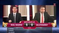GS TV spikerinden şok sözler: 5-0'a razıydık