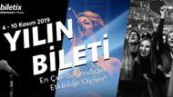 Biletix 2019 Yılın Bileti Oylaması başladı: Peki ödül ne?
