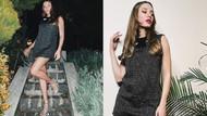 Serenay Sarıkaya'nın dudak uçuklatan fiyatlı elbisesi geceye damga vurdu