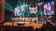 14. Felis Ödülleri sona erdi: Büyük ödül heyecanı ikinci gecede de devam etti
