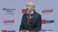 Kılıçdaroğlu'nun zor anları: Bir türlü Karamollaoğlu diyemedi
