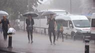 Meteoroloji'den İstanbul'a karla karışık yağmur uyarısı!