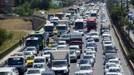 İstanbul dünyada en çok trafik sıkışıklığı yaşanan kentler listesinde 2. sıraya yükseldi