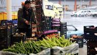 İstanbul halinde fiyatlar indi! Vatandaşlar uzun kuyruklar oluşturdu