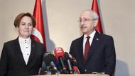 Kemal Kılıçdaroğlu'na Meral Akşener'i şikayet ettiler