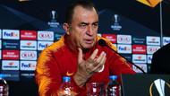 Fatih Terim: UEFA Avrupa Ligi'nde sonuna kadar gitmek istiyoruz