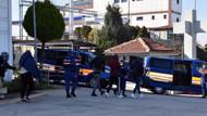 Fuhuştan gözaltına alınan 11 yabancı uyruklu kadın sınır dışı edildi