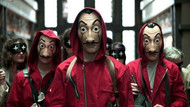 La Casa De Papel yeni sezondan ilk kareler