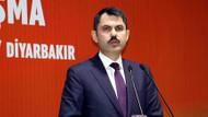 Bakan Kurum: Vatandaşa harcanması gereken bütçeler PKK'ya gitmiş