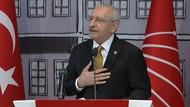 Kılıçdaroğlu: Hak arayanlar terörist ilan ediliyor
